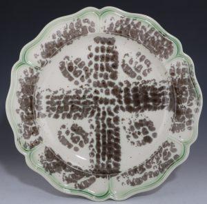 Wedgwood Creamware Plate C1780