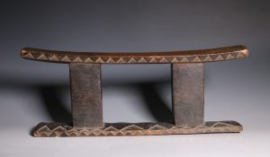 Zulu Headrest 19thC