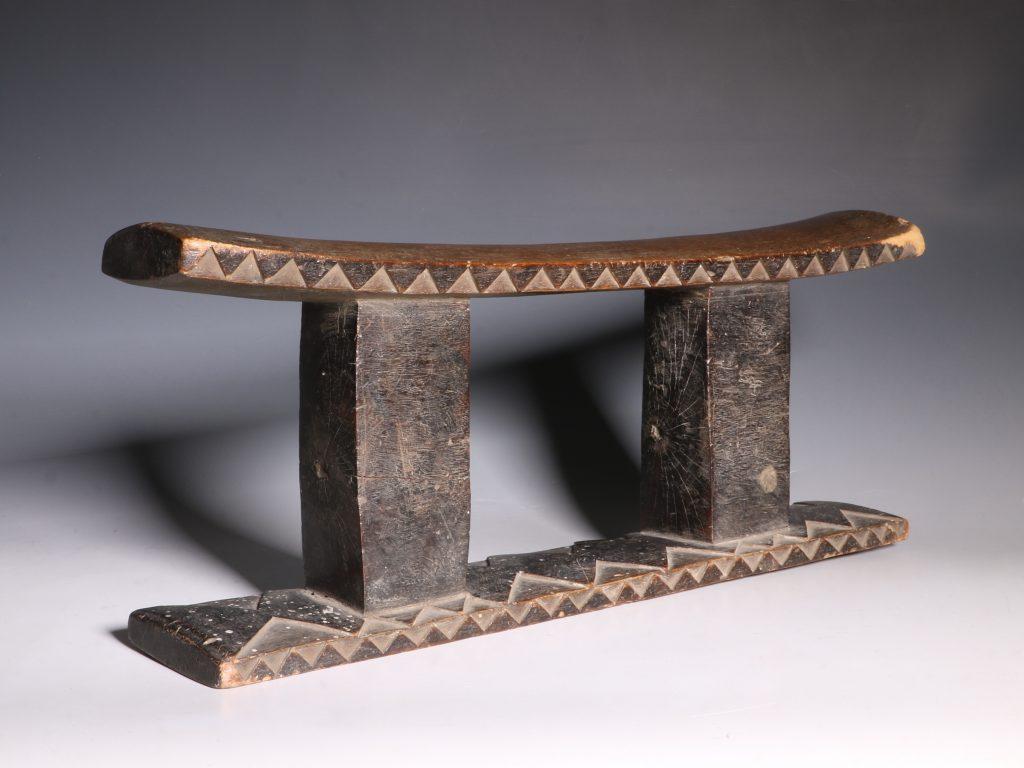 Zulu Headrest 19thC 1