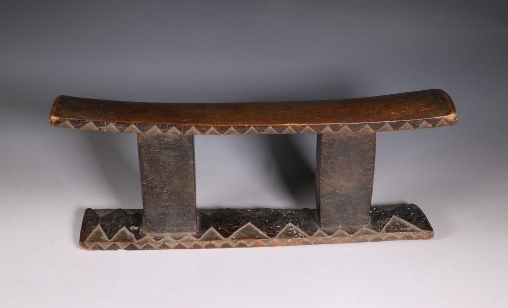 Zulu Headrest 19thC 3