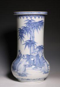A Hirado Vase 19thC