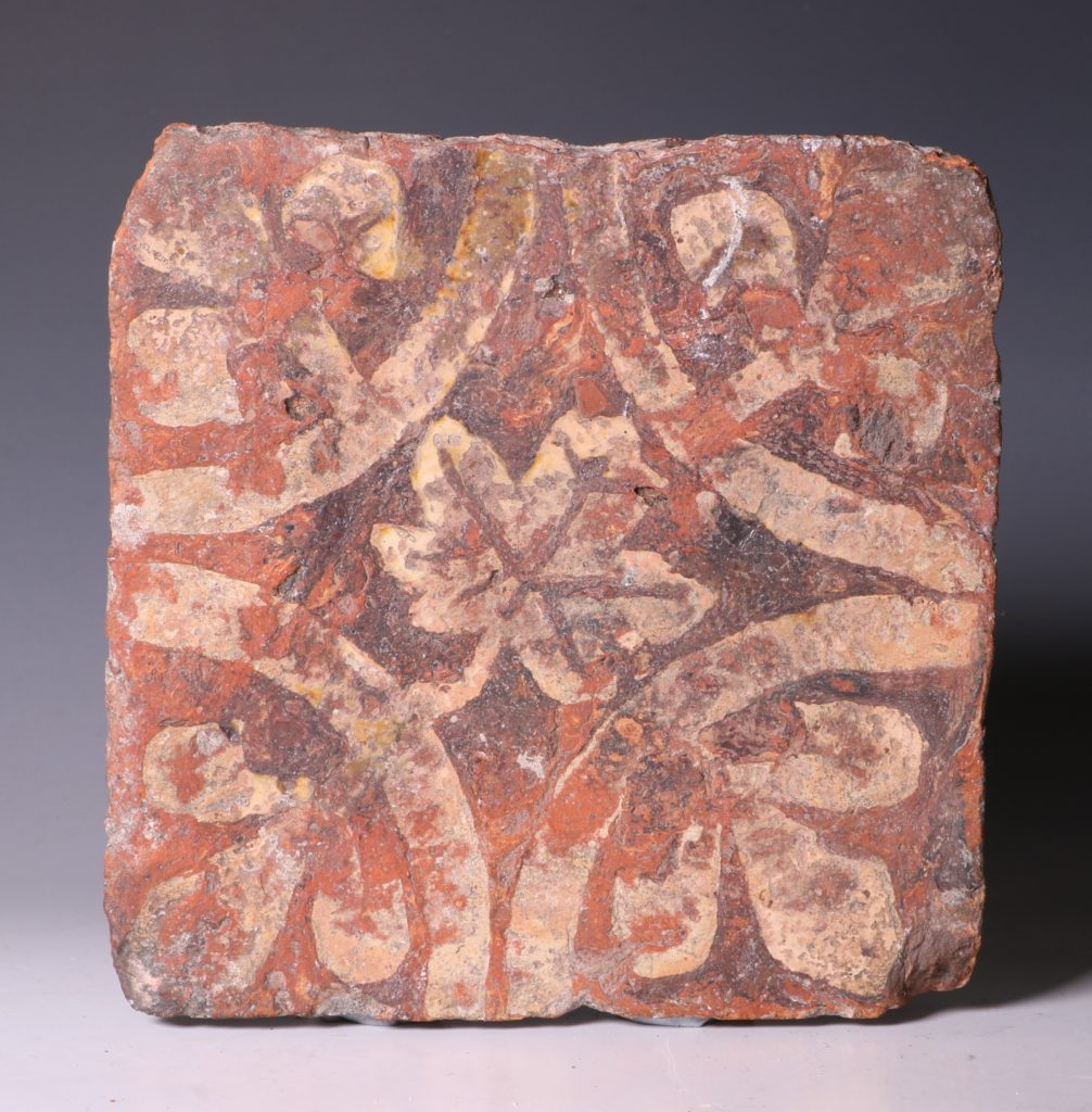 Medieval English Floor Tiles 13/14thC