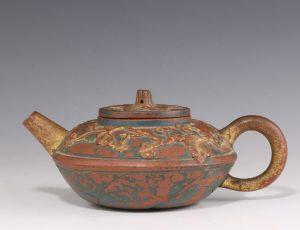 Chinese Yixing Teapot 17/18thC