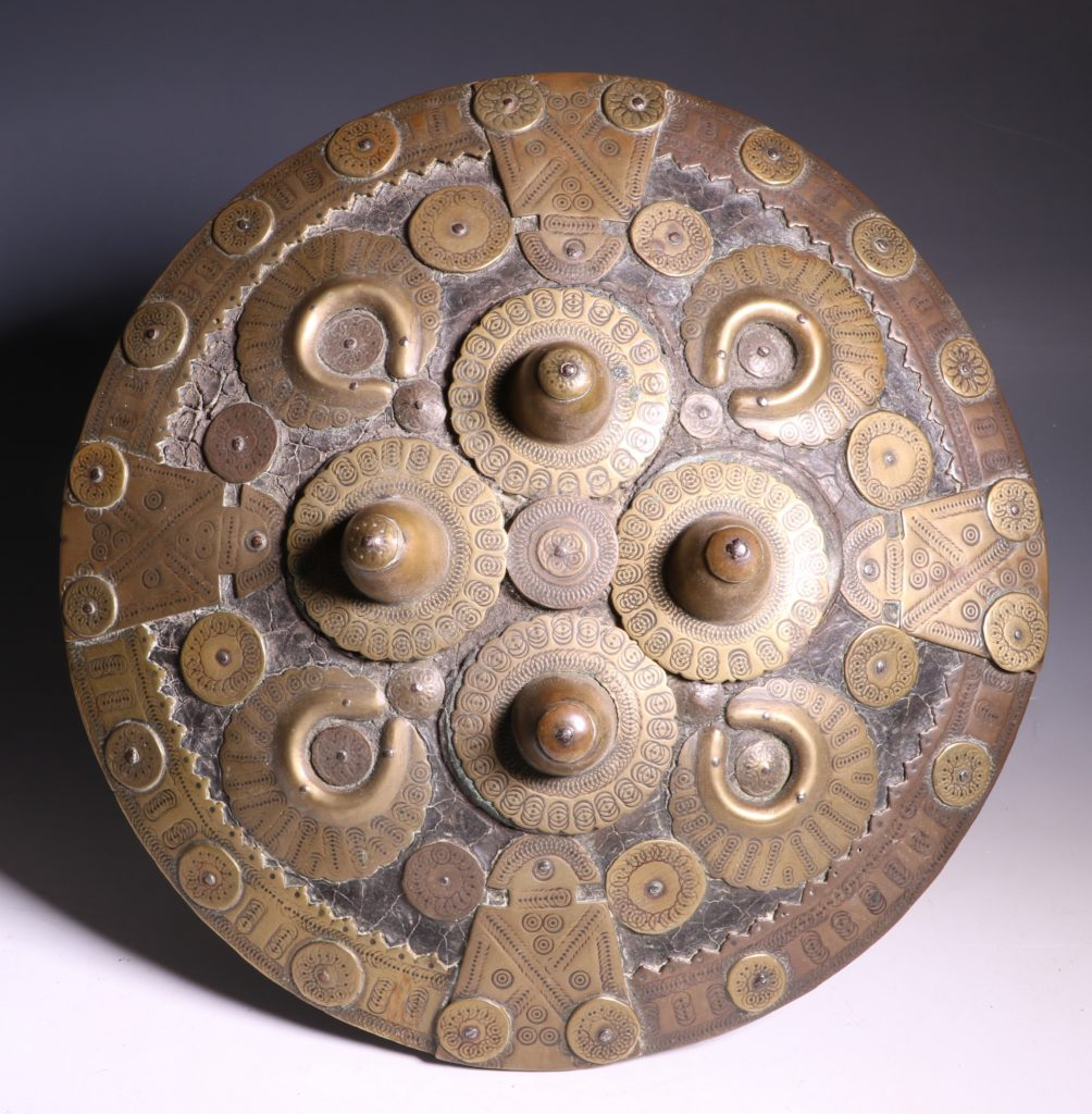 Baluchi Shield 19thC