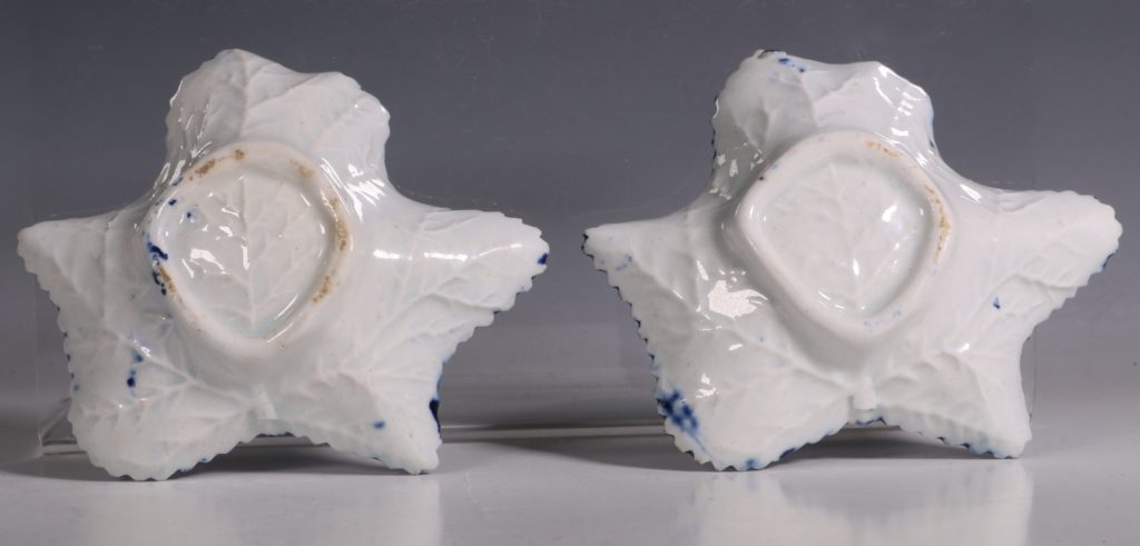 Pair of Bow Pickle Leaves C1765 1