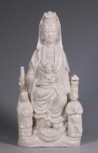 Blanc de Chine Guanyin Kangxi