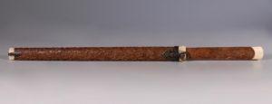 Chinese Boxwood Trousse 18/19thC
