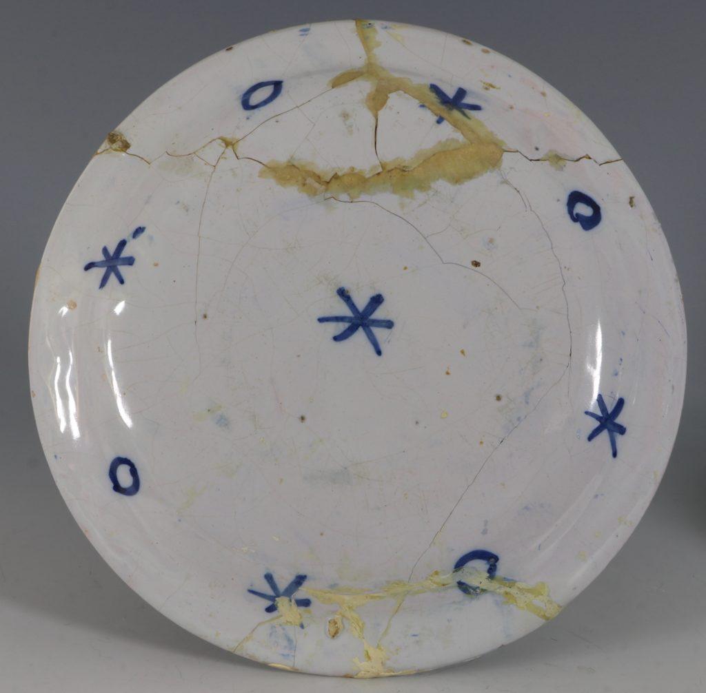 Bristol Delft Plate C1721 2
