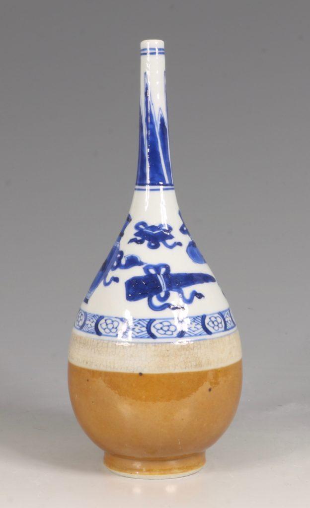 A Blue White Rose Water Sprinkler Kangxi C1700 3