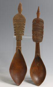 Two Boni Spoons Kenya/Somalia