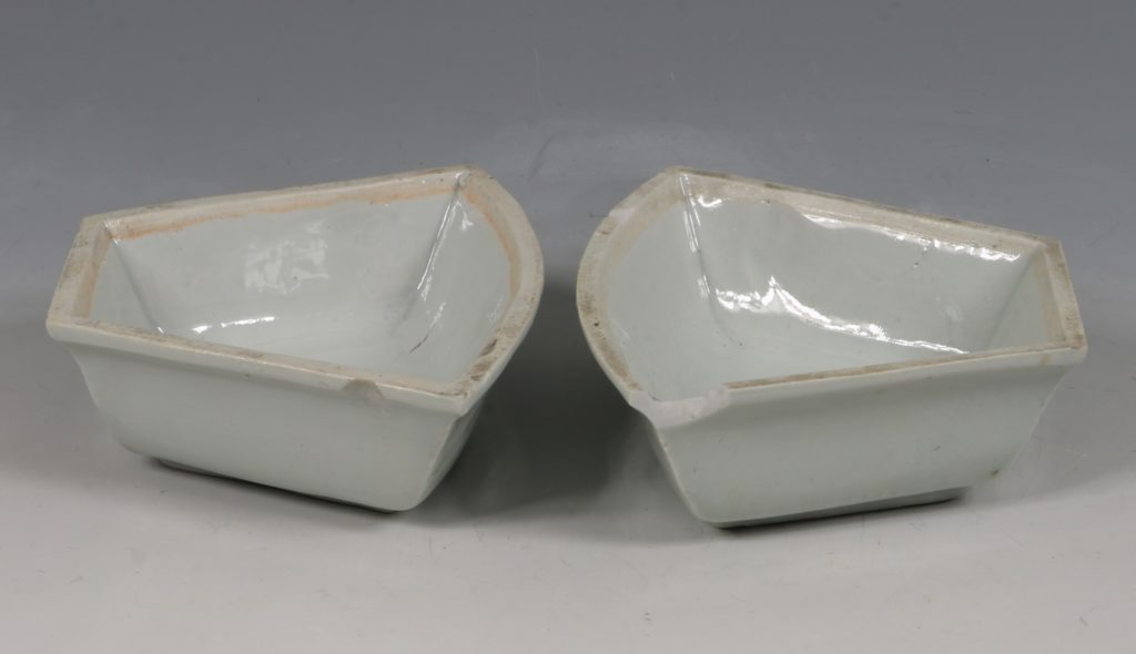 A Japanese Arita Sweetmeat Set E18thC 8