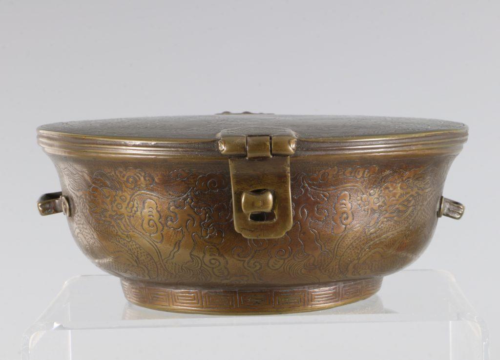 A Sino-Tibetan Bowl Holder 17thC 1