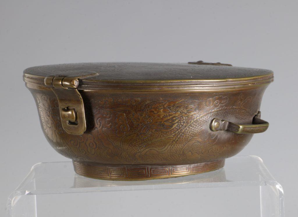 A Sino-Tibetan Bowl Holder 17thC 2
