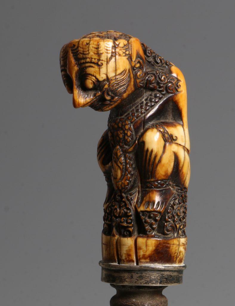 An Ivory Handled Kris Western Java Cirebon 1