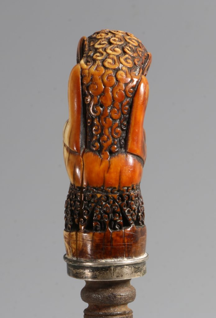 An Ivory Handled Kris Western Java Cirebon 3