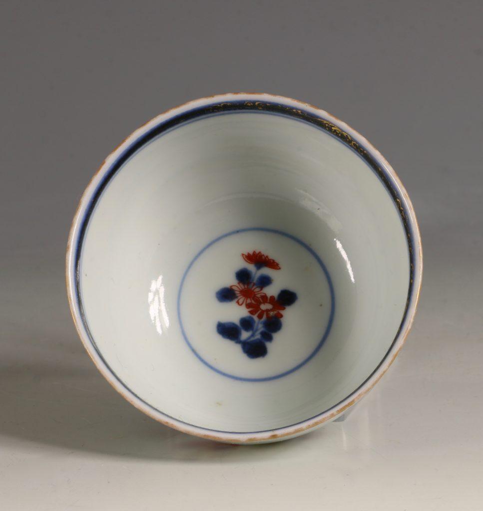 A Japanese Arita Tea Bowl 17/18thC 6