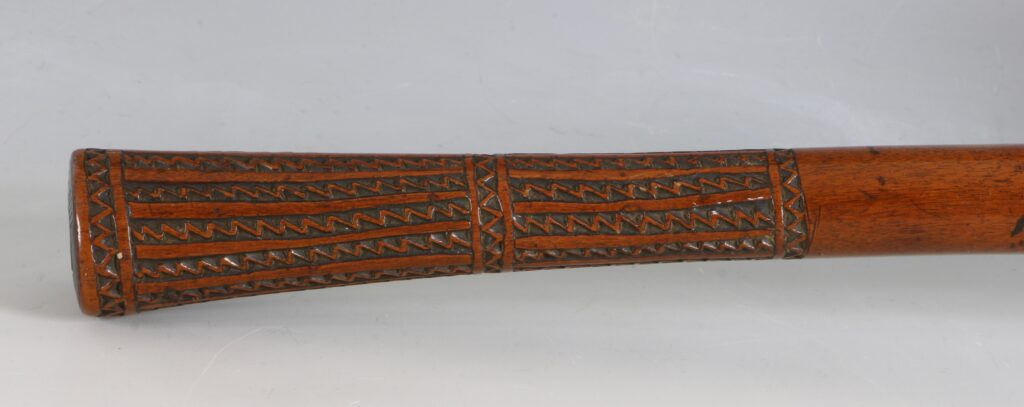 A Good Fijian Ula 19thC 5