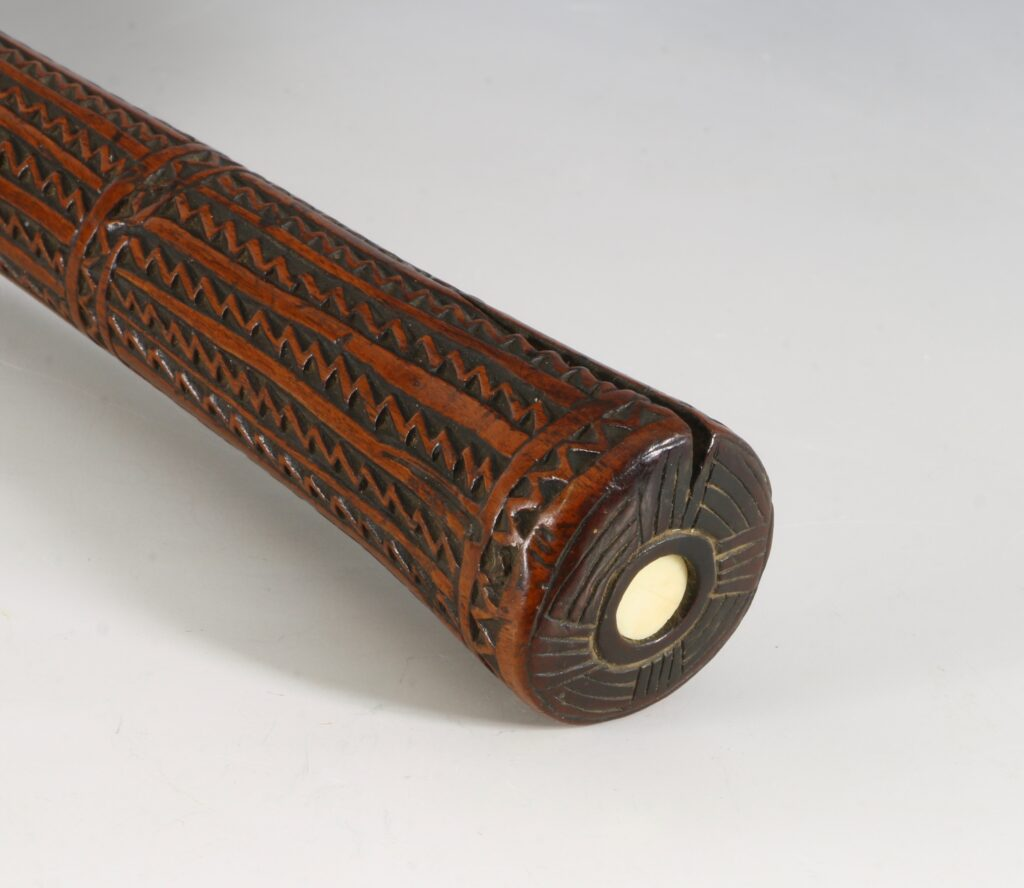 A Good Fijian Ula 19thC 6