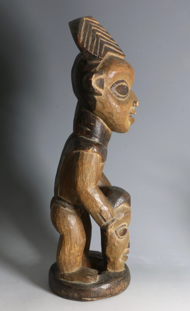 A Camerooms Bamileke Babanki Figure 4