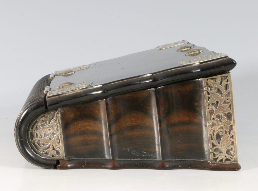 Dutch Colonial Bible Box Sri Lanka 18thC 1