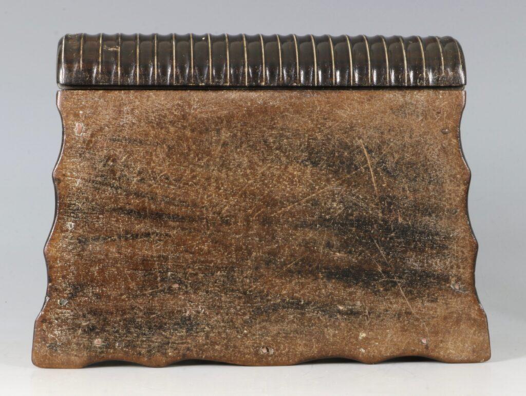 Dutch Colonial Bible Box Sri Lanka 18thC 6