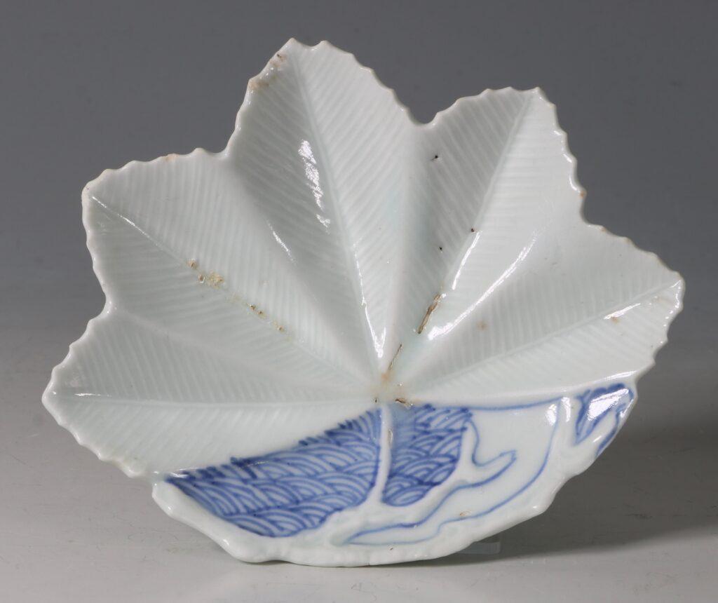 A Shoki Imari Dish Japan Mid 17thC