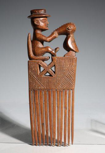 A Chokwe Comb