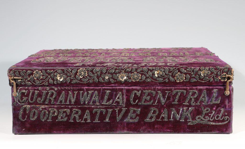An Indian Presentation Box 1926 1