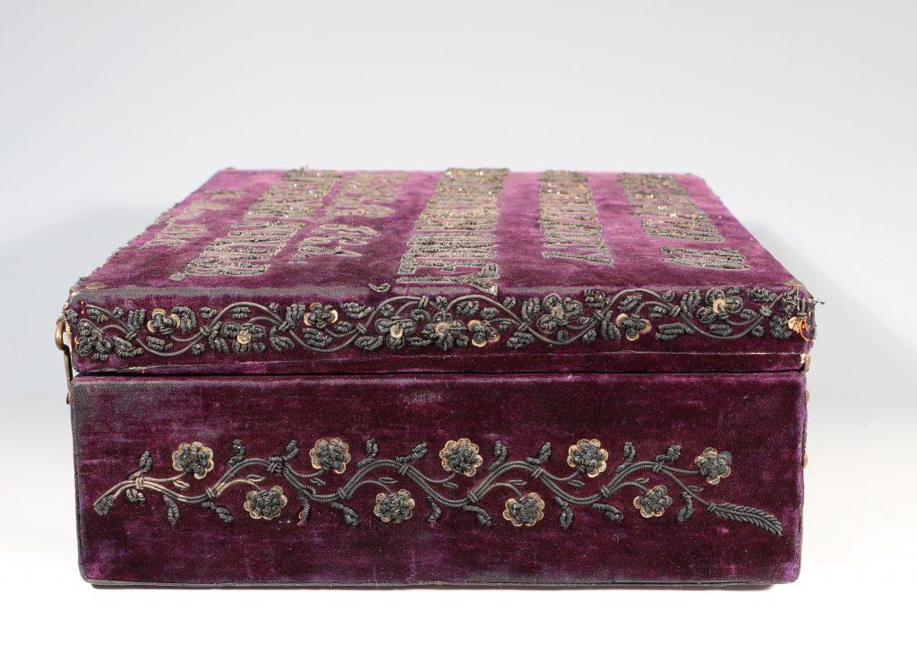 An Indian Presentation Box 1926 2