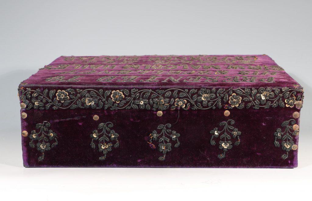 An Indian Presentation Box 1926 3