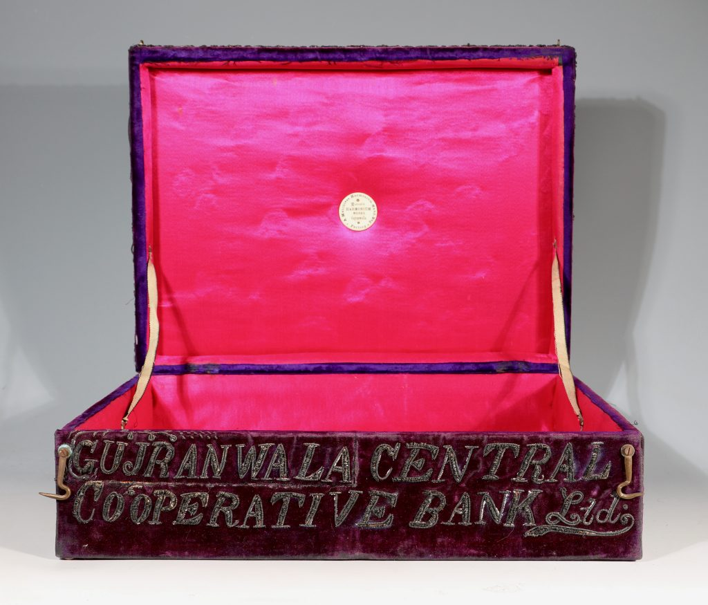 An Indian Presentation Box 1926 6